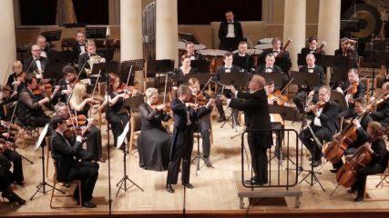 Національний симфонічний оркестр України - запис концерта Е.Елгара